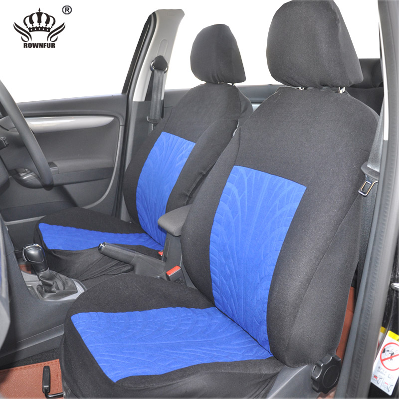 AUTOCROWN Universal Car Seat Covers Fit Cars With Tire