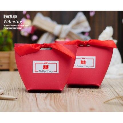 Китайский ветер свадебные принадлежности Xitang творческий подарок конфеты bo ...
