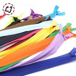 Бренд 12 шт./лот невидимая молния 25 см/40 см/60 см задняя подушка юбка скрытая 3 # нейлоновая молния для шитья/аксессуары для одежды DIY