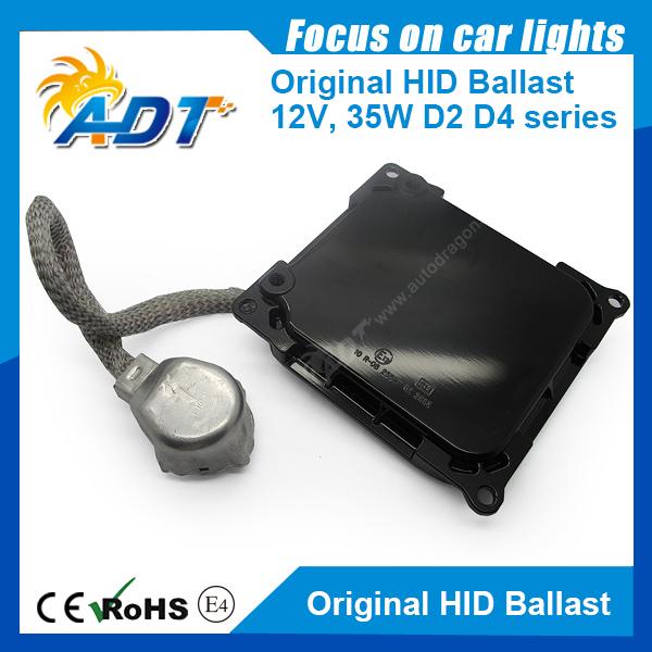Envío Libre Denso D2S HID Xenon Balastos Original Módulo de Control de Piezas OEM DDLT003 Para Lexus GS450h 2007-2011