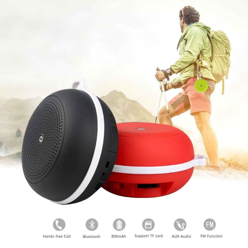 Original Y3 Mini Portable Outdoor Sport Wireless Bluetooth Speaker FM Radio&TF Card Slot Subwoofer Music Player For Xiaomi yi