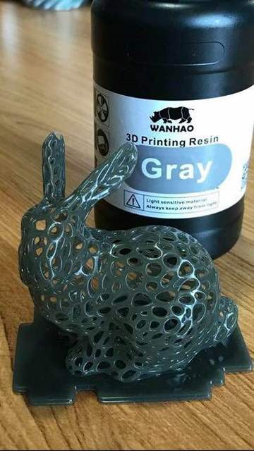 how to make photopolymer resin