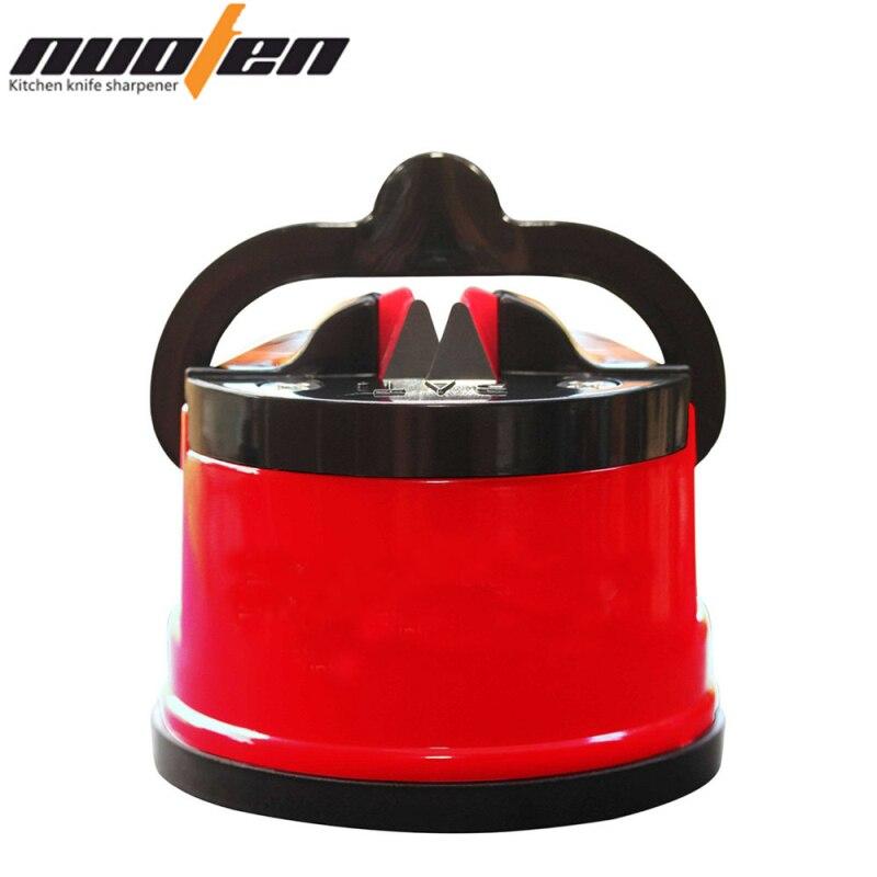 NUOTEN Marke Saug Messerschärfer Schärfen Werkzeug Einfach und Sicher zu Schärft Küche Kochmesser Damaskus Messer Spitzer