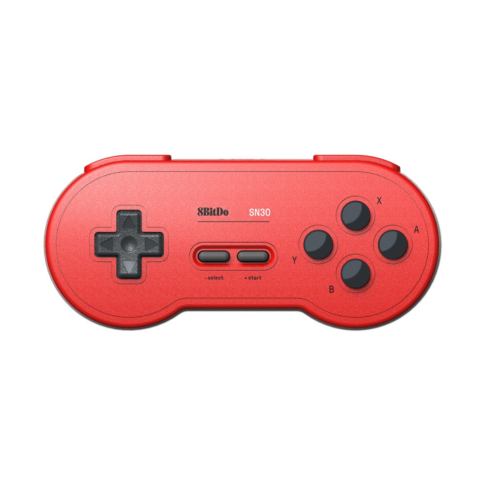 8Bitdo SN30 Bluetooth Wireless Controller GP Red Yellow Blue Green G Edition SN Edition Support Switch Android MacOS Gamepad free shipping 8bitdo fc30 bluetooth wireless controller support switch android macos gamepad with xstander