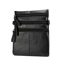 URMWING Genuine Leather Shoulder Strap Bag for Samsung Galaxy Note8 S8 Plus Case Pouch for iPhone 7 8 Plus Universal Bag
