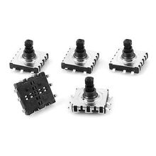10x10x9mm 6-Terminal 5 Way Momentary Pushbutton PCB SMD SMT Tactile Switch(China)