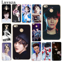 Lavaza EXO LAY SUHO luhan Oh Se Hun Cover for Xiaomi Redmi 3 3S 4 6 Pro S2 4A 4X 5A 5 Plus Note 5A Prime Note 3 5 Pro 4 4X 5A(China)