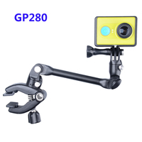 Music Jam Adjustable Music Mount With Tripod And Cell Phone Clip Compatible With Gopro 4 Session