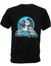 Super cool DJ E.T. men t-shirt