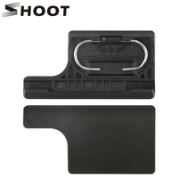 SHOOT Plastic Lock Buckle Clip for Gopro Hero 3+ 4 Black Silver Cam Waterproof Protective Case Cover Mount for Go pro Accessory