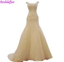 abiti da sposa 2018 Robe De Mariage abito vestido de noiva di lusso mermaid wedding gown dess