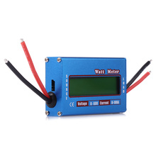 1 pc 100A 60 V DC RC Hélicoptère Avion Batterie Analyzer Wattmètre Balancer Gros Magasin 2016 Top Vente