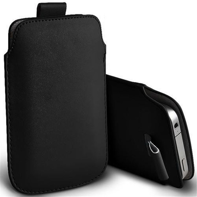 For Nomu S10 Case PU Leather Pull Tab Sleeve Pouch Bag Cover Mobile Phone Cases Coque Full Protective Capa For Nomu S20 5.0 inch