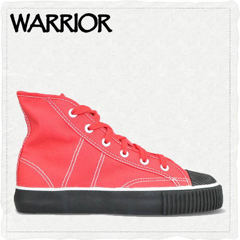 ФОТО WARRIOR 2017 Brand High Top Canvas Shoes for Women Fashion Shoes Casual Femme Lady Flat Shoes Zapatos Mujer #WL-46