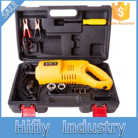 Car Hammer Screwdriver DC 12V Car Electric Wrench Impact Wrench ( GS,CE,EMC,E-MARK, PAHS, ROHS Certificate) impact wrench