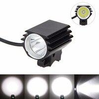 Şarj edilebilir 3000LM Far XM L2 LED 4 Modlu Ön Kafa bisiklet ışığı Bisiklet Lambası Far Bisiklet Işığı Spor ve Eğlence -