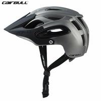 CAIRBULL Professional MTB Bike Bicycle Helmet Breathable Safety Integrally Molded Ultralight Helmet Sport Racing Cycling Helmet