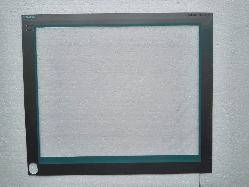SIMATIC Panel PC 677 877 PC677 15 Membrane film for HMI Panel repair do it yourself