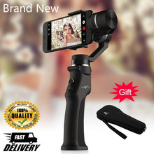 EYEMIND 3-Axis Handheld Smartphone Gimbal Stabilizer For iPhone X 8 7 Android Sport Gopro Cameras With Gift Box
