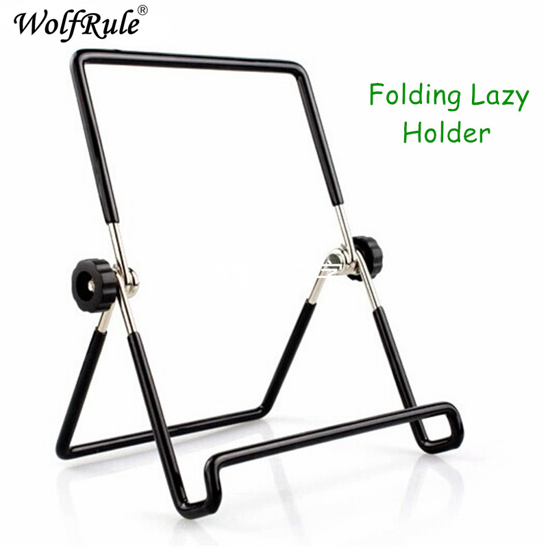 Universal Tablet Pc Mobile Phone Holder Stand Support Tablet Pcs Αναδιπλούμενο Lazy Holder για Samsung Tab 4 10.1
