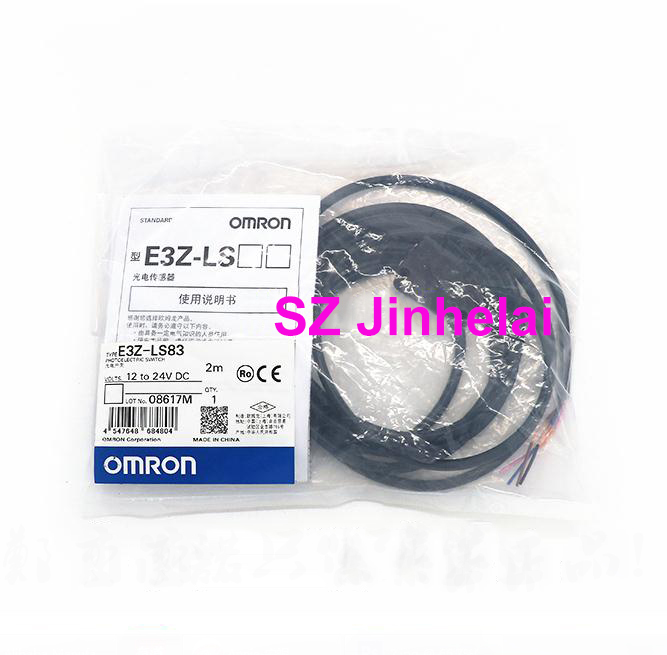 OMRON E3Z-LS83 Authentic original Photoelectric switchOMRON E3Z-LS83 Authentic original Photoelectric switch