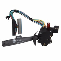 CarBole Cruise Control Windshield Wiper Arm Turn Signal Lever Switch for Chevy for GMC for Truck
