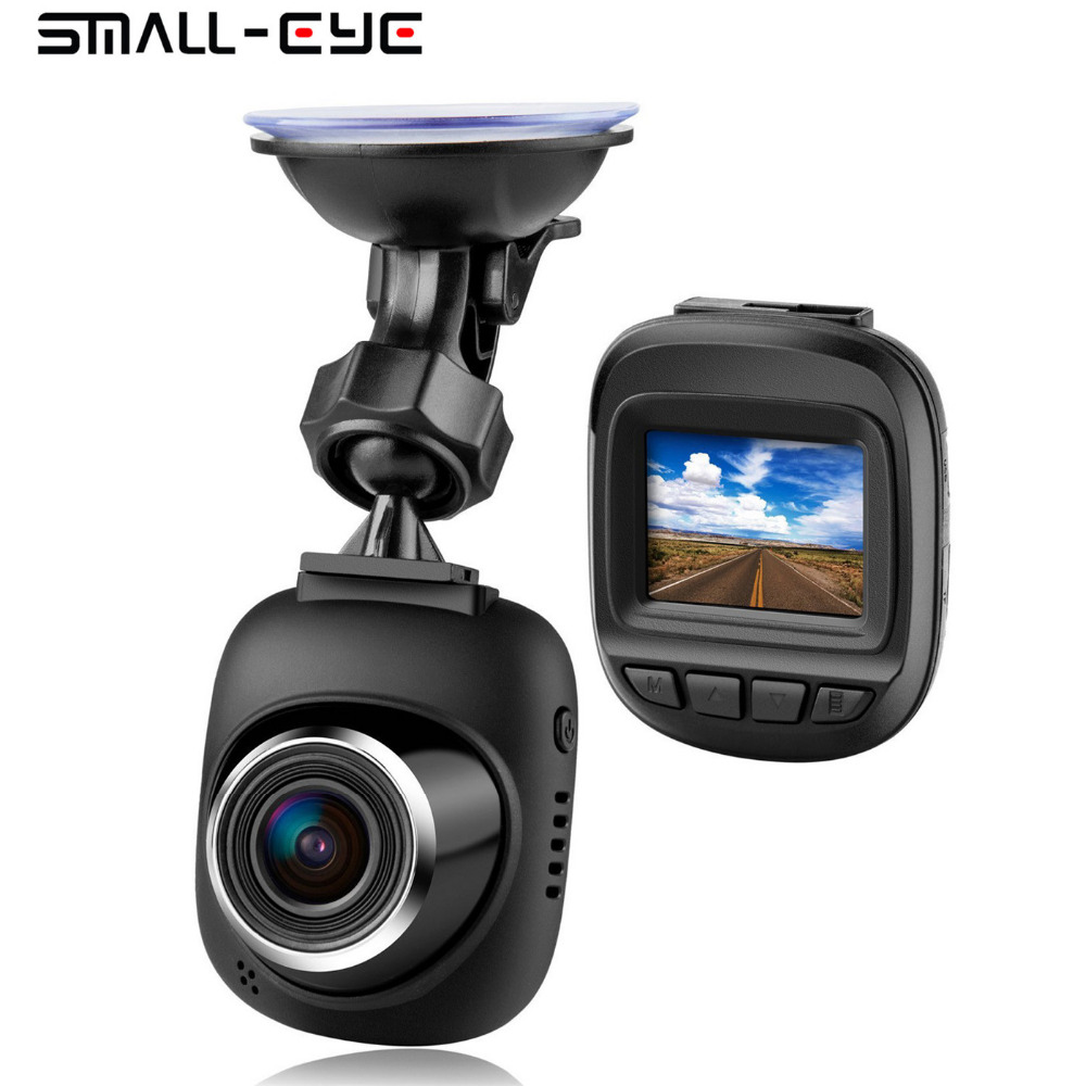 SMALL-EYE Dash Cam 1.5 inch LCD Novatek 96223 Car Dvr Camera Recorder Full HD 1080P Loop Recording Video Registrar