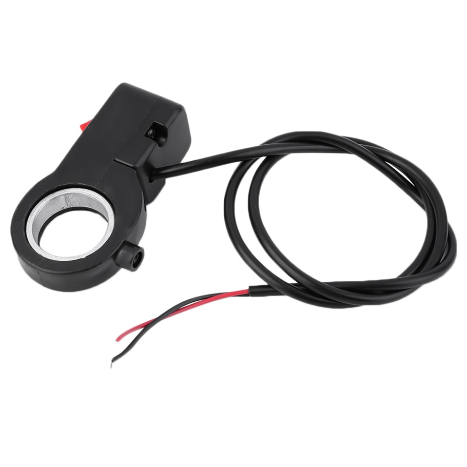 Motorcycle Atv Bike Handlebar Hazard Light On Off Kill Switch Button How To Wire A 2018 Universal 7 8 22mm