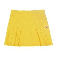Skorts короткая морщин юбка без гольф одежда женщины