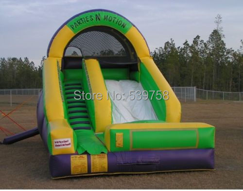 Factory direct inflatable castle slide, inflatable bouncer, inflatable fun city, inflatable slides CN-041 factory direct inflatable castle slide small household slides inflatable slides cn 046