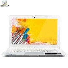 ZEUSLAP Ультратонких 14 inch Intel Quad Core Wifi Bluetooth Windows 10 портативный Компьютер Ноутбук для домашнего офиса школы