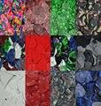 Lots of 100 pcs New Heavy 0.96mm Guitar Picks Plectrums Celluloid Assorted colors