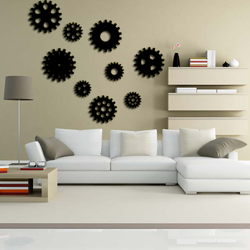 Gear Wall Decor compare prices on gear wall- online shopping/buy low price gear
