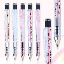 """יפן TOMBOW x Sanrio שיתופי מוגבל מכאני עיפרון DPA 131 מכאני עיפרון 0.5 מ""""מ 1 יחידות"""