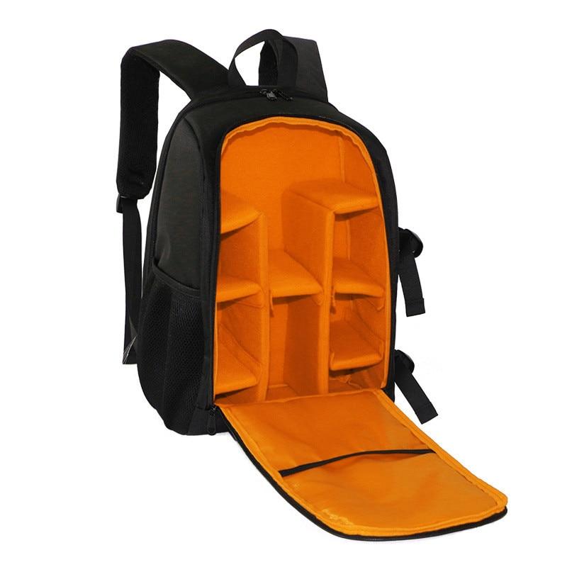 SHOOT High Quality 30*19*44cm Waterproof Multi-Functional Digital DSLR Camera Video Bag SLR Camera Bag for Photographer
