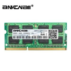 Nuovo DDR2 DDR3 2GB/4GB /8G RAM 667 800 1333 1600 186MHz PC3 10600S Computer Portatile Del PC di Memoria DIMM a 204pin Per Intel Sistema di Alta Compatibile(China)