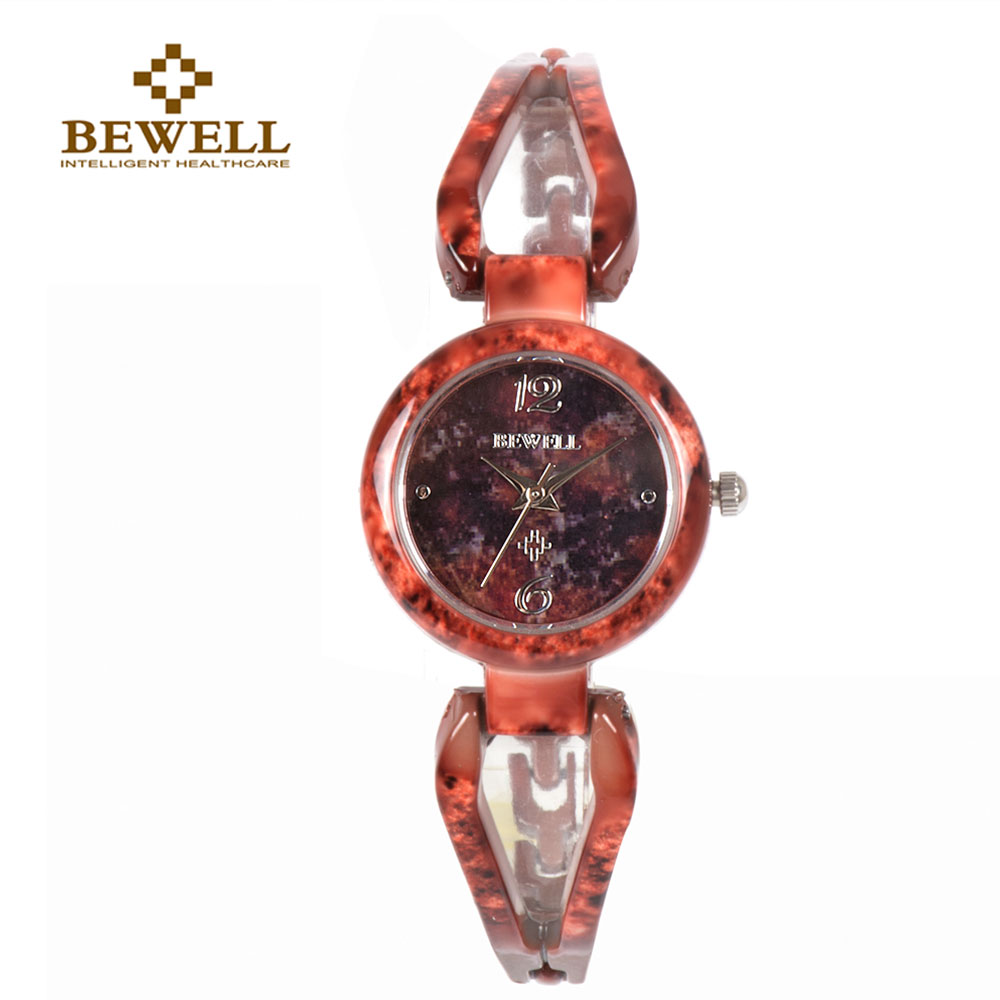 BEWELL W077A New Arrivals Special Design Stone Quartz Watch Women Unique Bracelets Made of Gems & Stones Limited Edition Girls zenfone 2 deluxe special edition