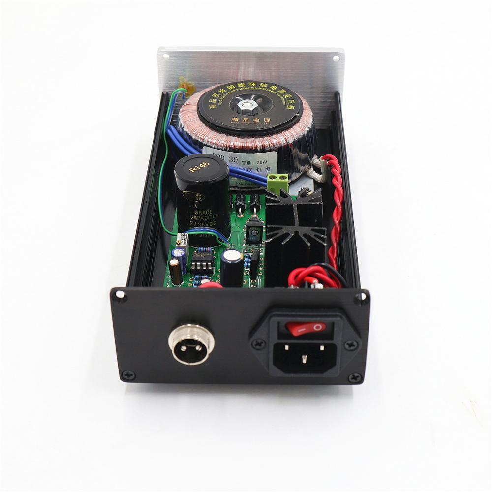 STUDER900 régulateur alimentation linéaire DC12V 2.5A 30 W DAC décodeur Audio adaptateur secteur professionnel - 4