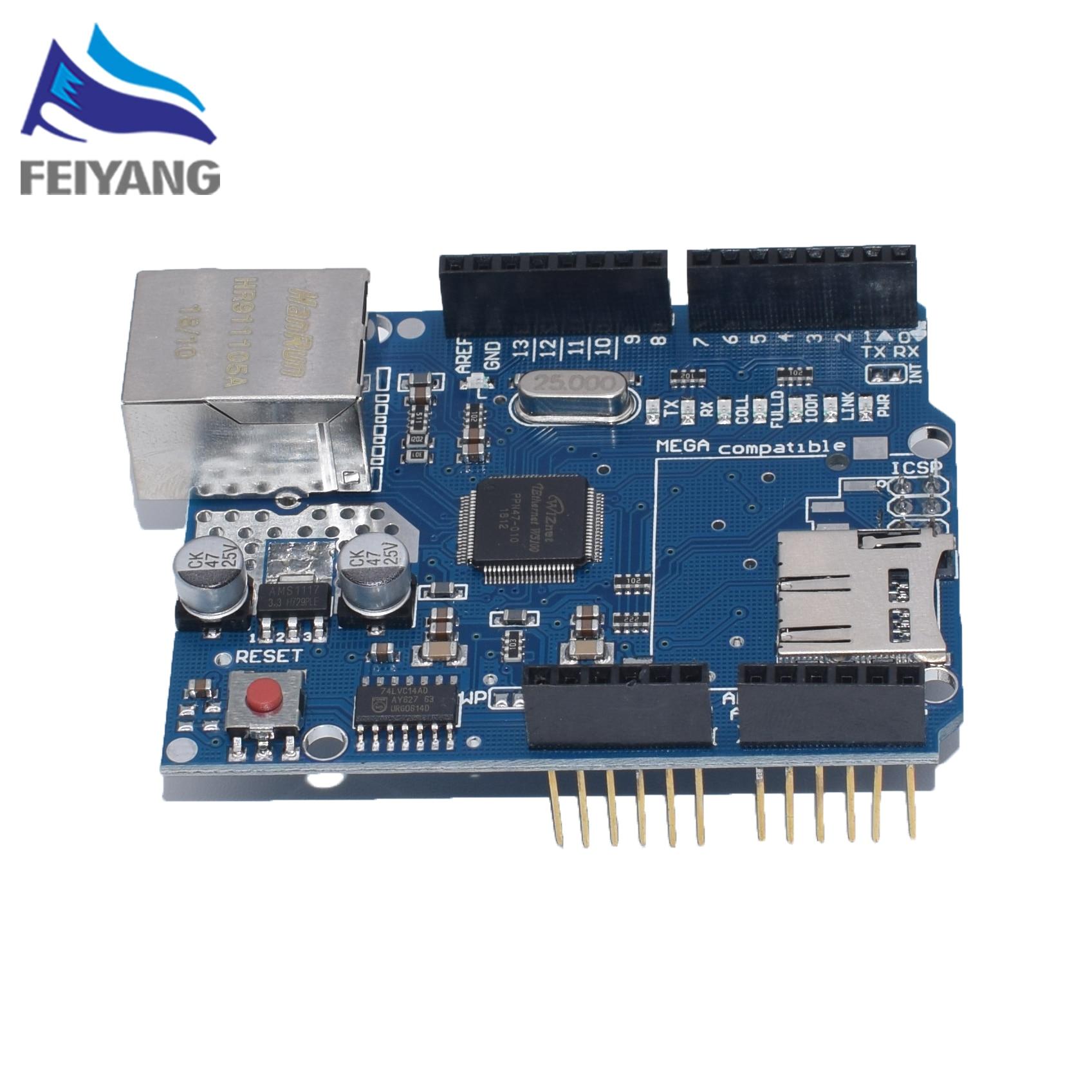 10pcs/lot UNO Shield Ethernet Shield W5100 R3 UNO Mega 2560 1280 328 UNR R3 < only W5100 Development board10pcs/lot UNO Shield Ethernet Shield W5100 R3 UNO Mega 2560 1280 328 UNR R3 < only W5100 Development board
