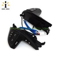 CHKK CHKK New Black 84250 0E120 84250 0E220 Steering Wheel Switch Audio Radio Control for Toyota Hilux Vigo Highlander Durable