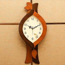 en bois pendule horloges murales achetez des lots à petit prix en