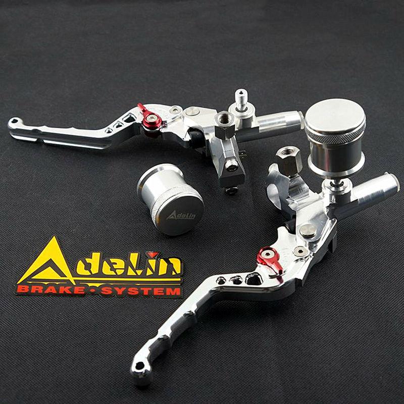 CNC Silver & Orange aluminium upgrade 7/8