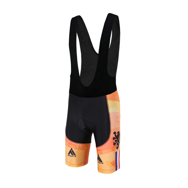 Orange Mountain Bike Bibs Summer Miloto Men S Cycling Bib Shorts