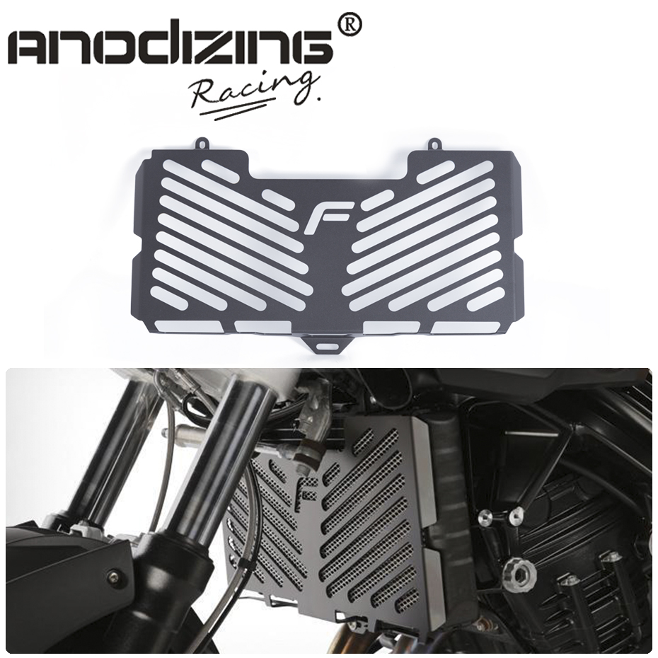 Stainless Steel Motorcycle Radiator Guard Cover Protector FOR BMW F800R F800S F800 R/S F800GS F800 GS 2008-2016 stainless steel motorcycle radiator guard cover protector for bmw f800r 2009 2016 2010 2011 2012 2013 2014 2015 f800 r new