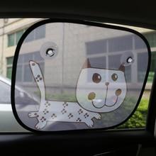 VORCOOL Pair Car Windshield Sunshade Auto Side Windscreen Sun Shade UV Rays Protector Sunshade