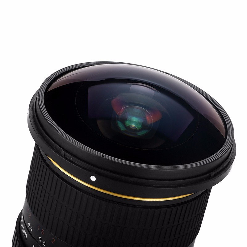 8mm F/3.5 Ultra Wide Angle Fisheye Lens for Nikon DSLR Cameras D3100 D30 D50 D5500 D7000 D70 D800 D700 D90 6