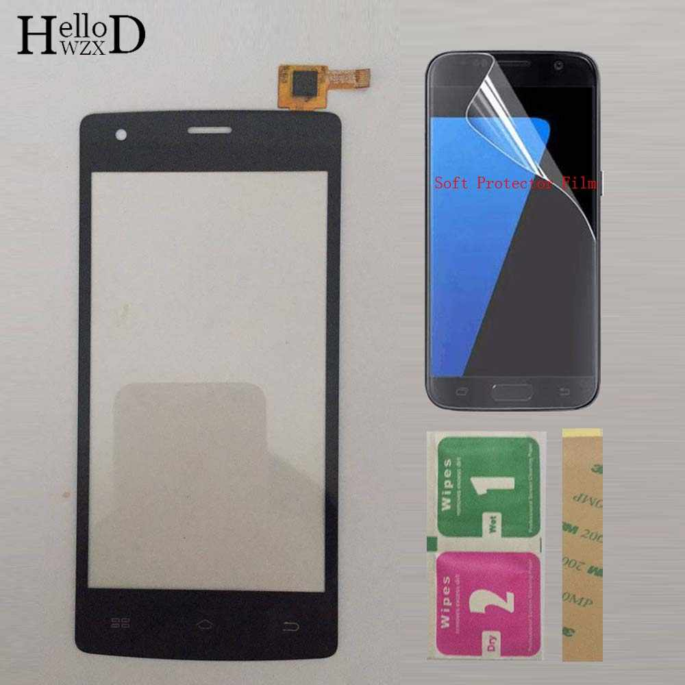 Pantalla táctil de teléfono móvil de 4,7 pulgadas digitalizador de pantalla táctil para Keneksi Dream pantalla táctil Sensor de vidrio frontal + película protectora