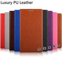 2pcs Luxury PU Leather Case For Huawei Honor 5C Case Back Cover NEM TL00H Flip Case