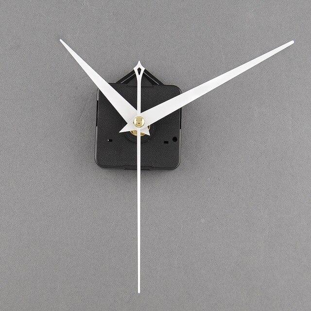 White Hands Silent Tool Set Quartz Clock Movement Mechanism Parts