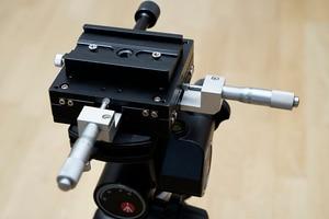 Image 2 - Macro Photography  Micrometer Adjusting Head Board Macro Rail Working Stroke Subtraction 12.5MM Accuracy 0.01mm